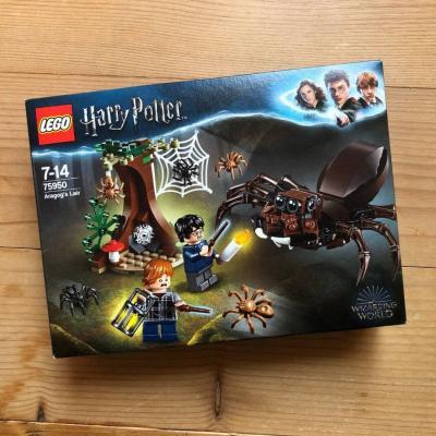 LEGO Harry Potter 75950 Aragogs Versteck - thumb