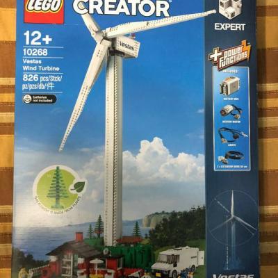 LEGO Creator Expert 10268 - Vestas Windkraftanlage - thumb