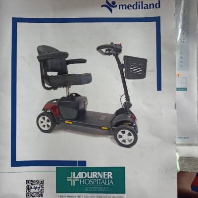 Elektrischer Scooter Mod.Pixel für Senioren - thumb