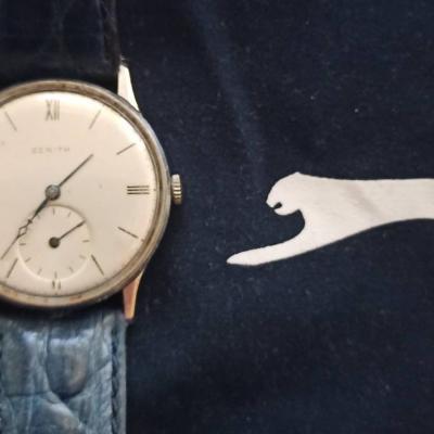 Schweizer Uhr Anfang 60 er Jahre. - thumb