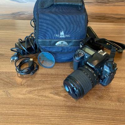 Verkaufe neuwertige Nikon D200 Profi Kamera - 250€ - thumb