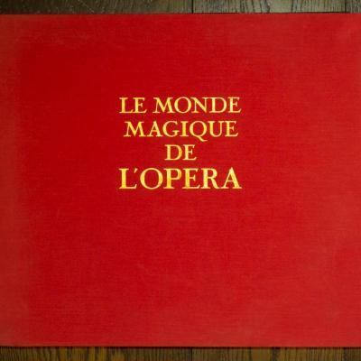 """Vinyl Set """"Le Monde Magique de l'Opera"""", 13 Schallplatten - thumb"""
