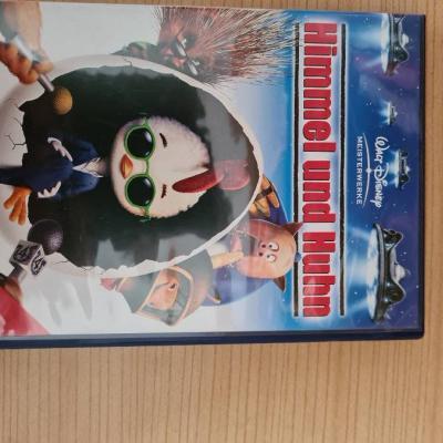 DVD Video Himmel und Huhn - thumb