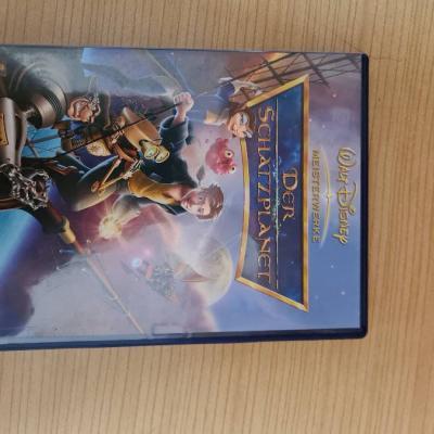 DVD Video Der Schatzplanet - thumb