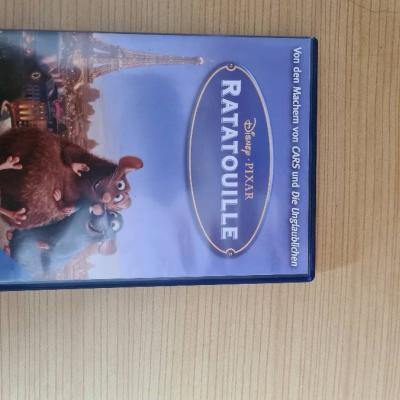 DVD Video Ratatouille - thumb