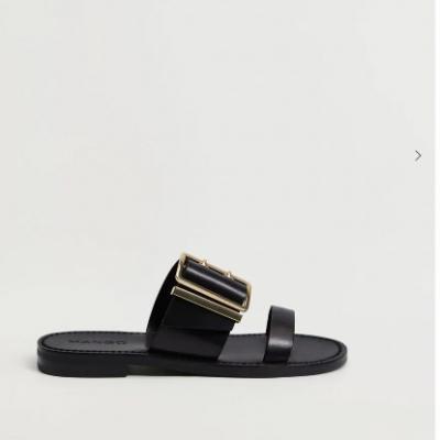 sandalen leder NEU - thumb