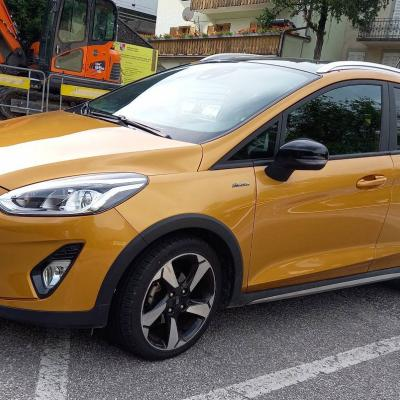 Ford Fiesta Active 100 ps - thumb