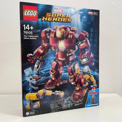 "LEGO®-Set ""76105: Marvel Avengers: Infinity War"" - thumb"