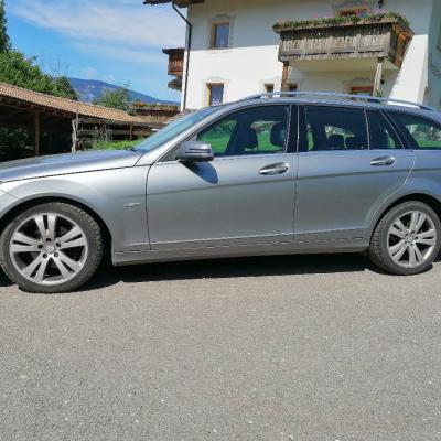 Mercedes C250 CDI 4Matic - thumb