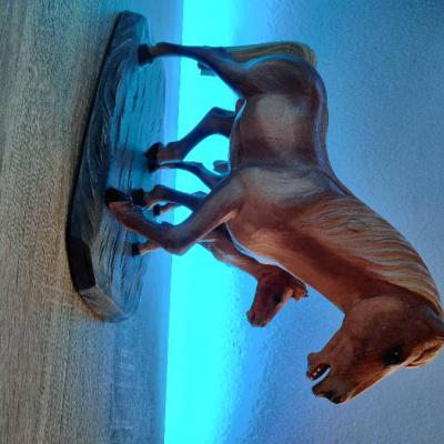 Pferde aus Holz - thumb