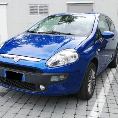 Fiat Punto Evo Natural Power - thumb