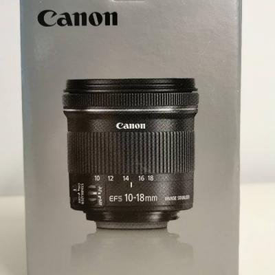Objekiv Canon - thumb