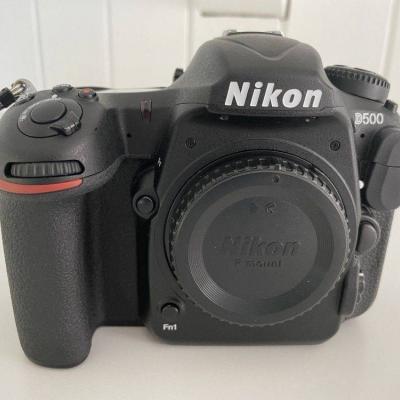 NIKON D500 Body - thumb