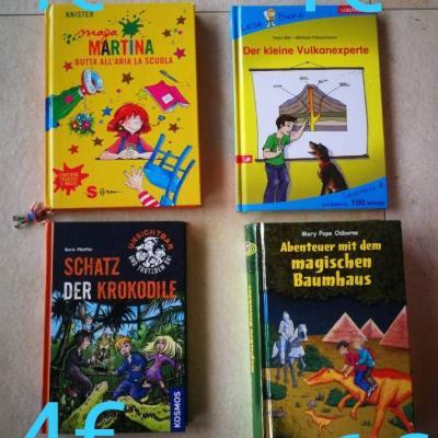 Verschiedene Kinderbücher - thumb