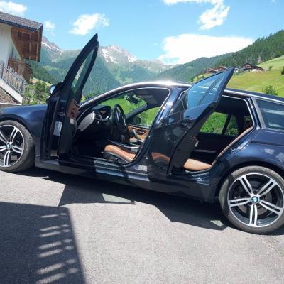 BMW e91 330d x drive 4x4 245PS - thumb