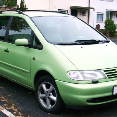 Gebrauchten VW Sharan - thumb