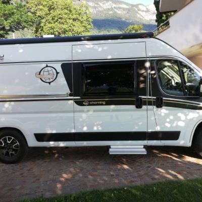 Verkaufen  Malibu Van 600 DB skyview charming - thumb