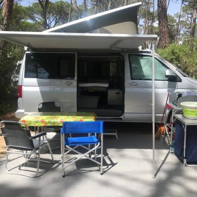 VW T5 California Beach TDI - thumb