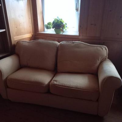 Sofa mit Bettfunktion - thumb