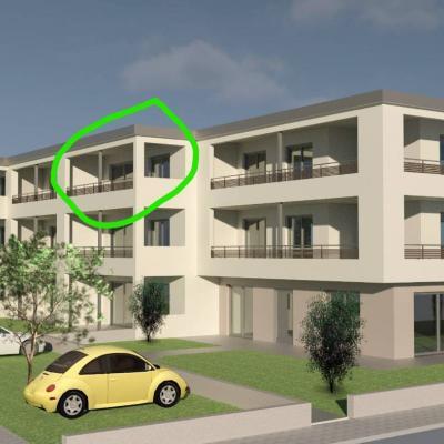 Neue Zweizimmerwohnung/Erstbezug in Lana zu vermieten - thumb