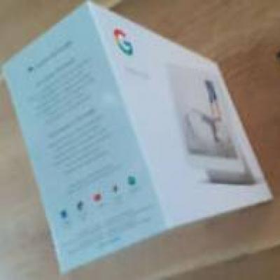 Sale: Google Nest Hub Assistent 10/2019 GA00516-ES - thumb