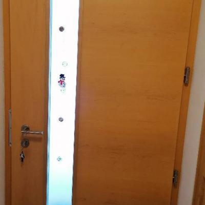 Haustür für Klimahaus A - thumb