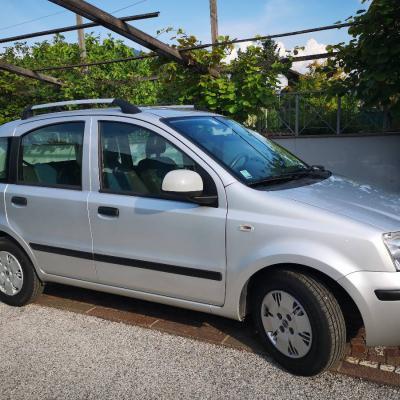 Fiat Panda 1.200 cc. Benzin, geeignet für Führerscheinneulinge - thumb