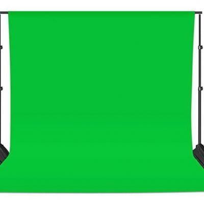 Green Screen mit Halterung - Neewer - thumb