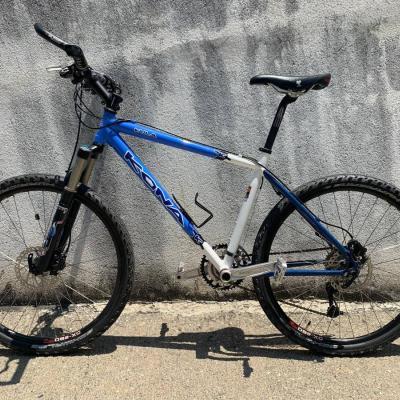 Hardtail Mountainbike Sehr Leicht - thumb