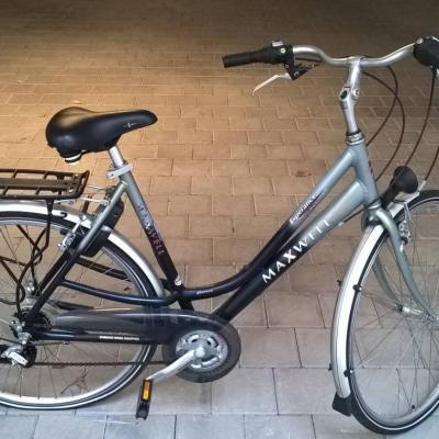 MAXWELL Alu Fahrrad für City - thumb