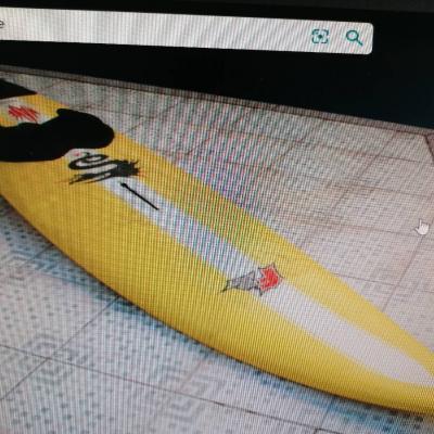 Surfbrett F2 - thumb