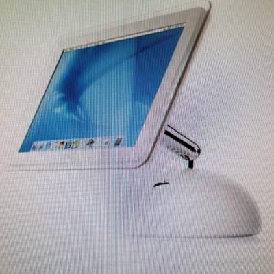 Apple i-Mac G4 - thumb