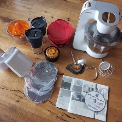 Küchenmaschine Bosch 1000W MUM5 - thumb