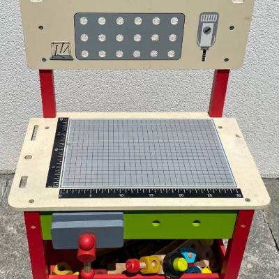 Werkzeugbank für Kinder - thumb