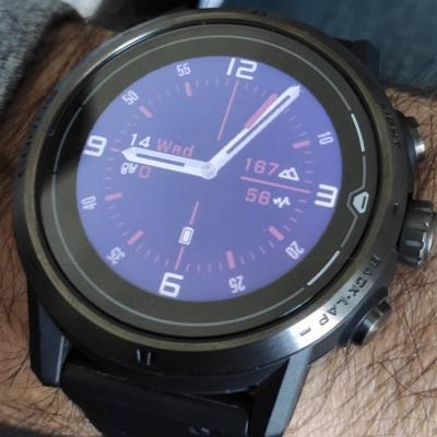 Orologio Coros Apex Pro Uhr - thumb