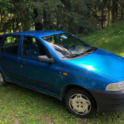 Fiat Punto (BJ 1999) - thumb