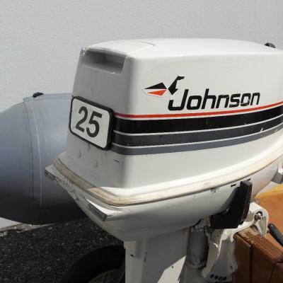 1990 Nautia Aiello Joker Boat 430 25PS 7pax - thumb
