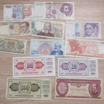 Geldscheinsammlung - thumb