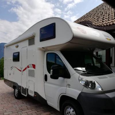 Camper Fiat Ducato Giottiline et 25 - thumb