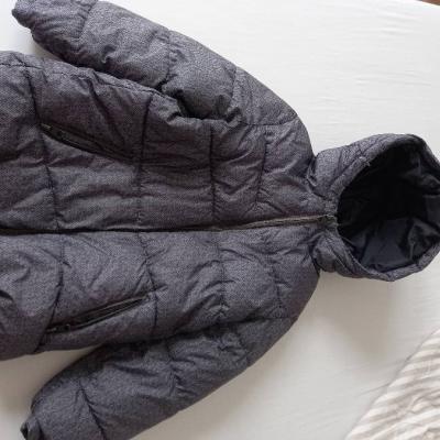 Winterjacke gr 122 - thumb