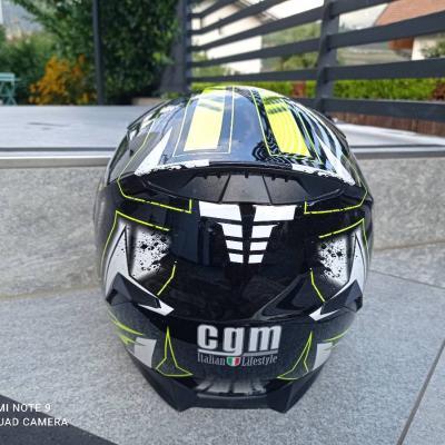 Motorradhelm Größe S - thumb