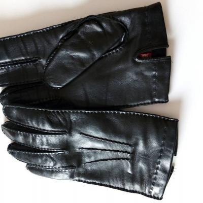 Lederhandschuhe Herren Größe 8 - thumb