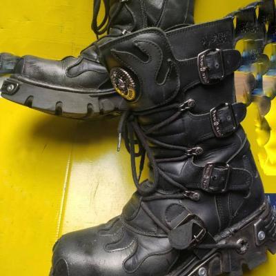 Stivali moto gotico NEW ROCK - thumb