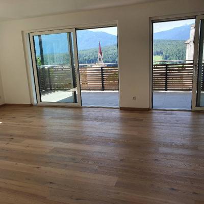 Vermiete ab sofort große neue 4-Zimmerwohnung in bester Lage Pfalzen - thumb