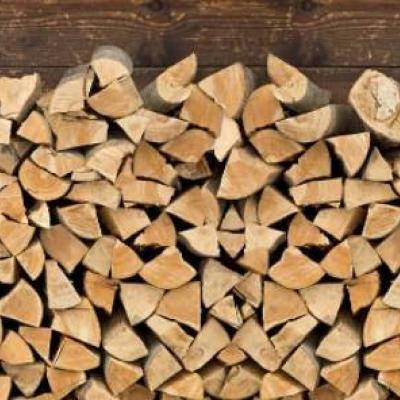 Meterholz oder gehacktes Holz (33 cm) zu verkaufen - Fichte / Föhre - thumb