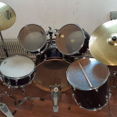 Schlagzeug Yamaha Rydeen - thumb