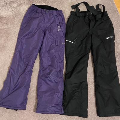Winterbekleidung Damen und Kinder - thumb