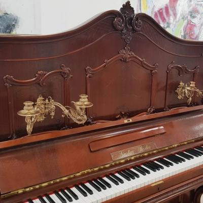 Gustav Rösler-Klavier - Einzelstück - von 1895- - thumb