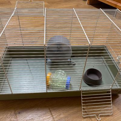 Hamsterkäfig zu verkaufen - thumb