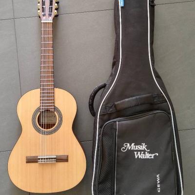 Kindergitarre 3/4 Größe + Tasche - thumb